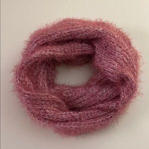 Nordstrom BP. Infinity pink scarf